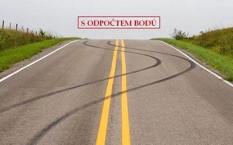Kurz bezpečné jízdy s odpočtem bodů
