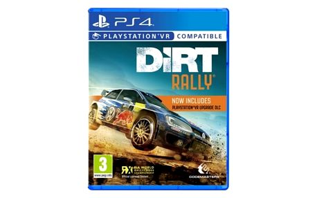 Hra Codemasters DiRT Rally VR (4020628813673)