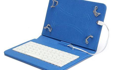 Universální pouzdro s klávesnicí pro mobil či tablet