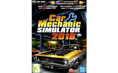 Car Mechanic Simulator 2018 (PC) - PC