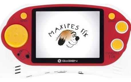 Herní konzole GoGEN Maxipes Fík MAXI HRY 150 W bílá