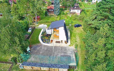 3–7denní pronájem chaty Tulírna pro 2–6 osob v Moravskoslezských Beskydech