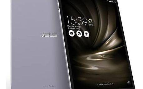Dotykový tablet Asus Zenpad 3S 10 LTE (Z500KL) (Z500KL-1A023A) šedý Software F-Secure SAFE 6 měsíců pro 3 zařízení (zdarma)SIM s kreditem T-Mobile 200Kč Twist Online Internet (zdarma) + Doprava zdarma