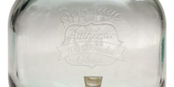 Nádoba na limonádu z recyklovaného skla Ego Dekor Authentic, 6 litrů