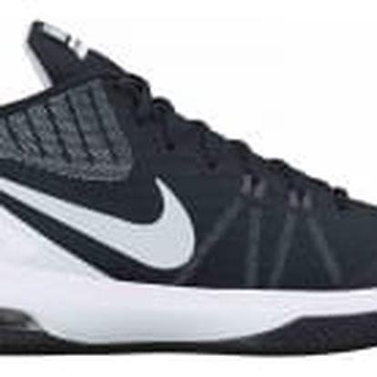 Pánské basketbalové boty Nike AIR VERSITILE 46 BLACK/METALLIC SILVER-DARK GRE