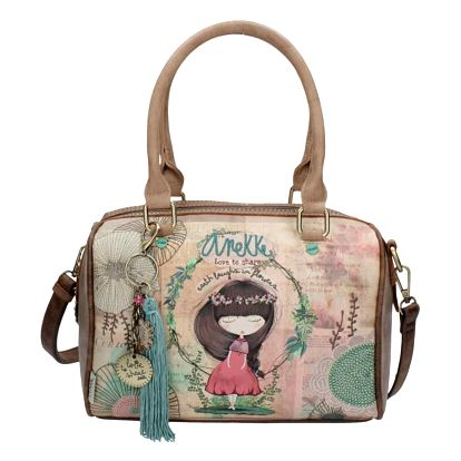 Anekke originální kabelka do ruky Nature