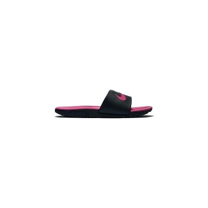 Nike kawa slide (gs/ps) 37,5 BLACK/VIVID PINK