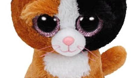 TY Beanie Boos Tauri - kočka - (15 cm)