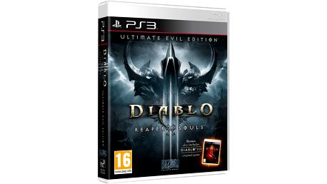 Diablo III: Reaper of Souls - Ultimate Evil Edition - PS3 - 5030917144455
