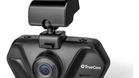 Autokamera TrueCam A4 černá + dárek