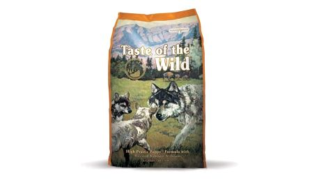 Granule Taste of the Wild High Prairie Puppy 13 kg + Doprava zdarma