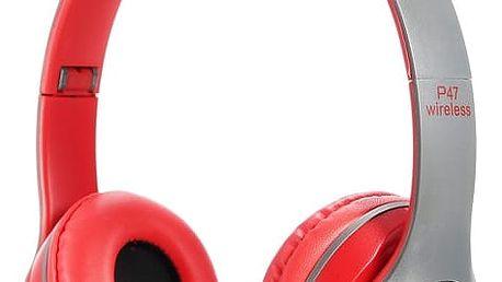 Velká skládací bezdrátová sluchátka - 5 barev