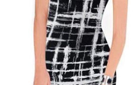 Jednoduché dámské šaty - varianta 13-velikost č. 2