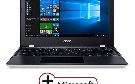Notebook Acer Aspire One 11 (AO1-132-C3WT) (NX.SHPEC.004) černý/bílý Software F-Secure SAFE 6 měsíců pro 3 zařízení (zdarma)Monitorovací software Pinya Guard - licence na 6 měsíců (zdarma) + Doprava zdarma