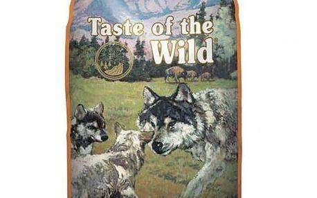 Granule Taste of the Wild High Prairie Puppy 13 kg + Doprava zdarma