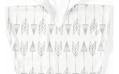 Dětská osuška Roomblush Poncho Arrows