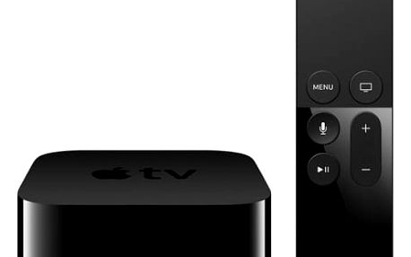 Multimediální centrum Apple TV 32GB (MGY52SP/A) černý