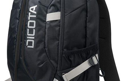 "DICOTA Active XL - Batoh na notebook - 17.3"" - černá - D31222"