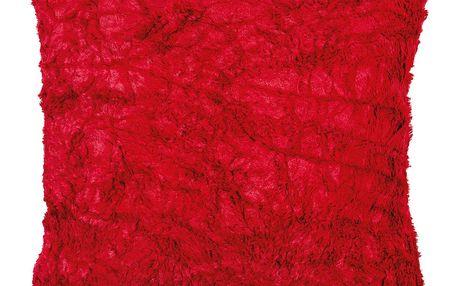 VOG Polštářek Sally červená, 50 x 50 cm