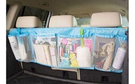 Praktický organizér do kufru - 3 barvy