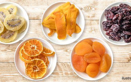 Pro vaše zdravé mlsání: Ovoce sušené mrazem