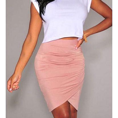 Dámská pouzdrová sukně - 3 barvy