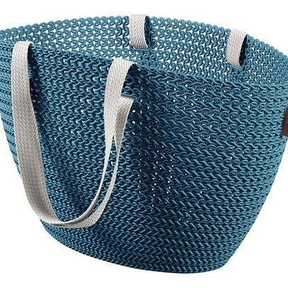 Modrá taška Curver