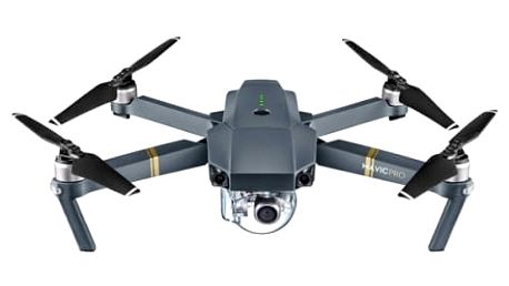 Dron DJI Mavic Pro Fly More Combo, 4K Full HD kamera (DJIM0250C) šedý