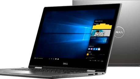 Dell Inspiron 15z (5578) Touch, šedá - TN-5578-N2-711S + Intel Summer 2017, 4K content and creativity bundle