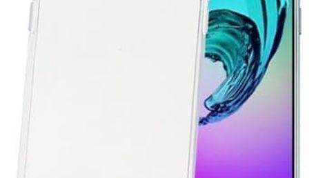 Kryt na mobil Celly pro Samsung Galaxy J3 (2016) (GELSKIN555) průhledný