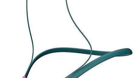 Sluchátka Skullcandy Ink'd Wireless (S2IKW-J594) zelená/růžová + Doprava zdarma