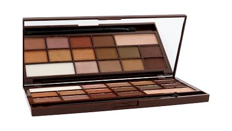 Makeup Revolution London I Heart Makeup Golden Bar Palette 22 g oční stín pro ženy