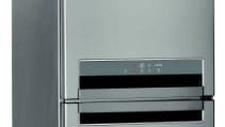 Kombinace chladničky s mrazničkou Whirlpool Supreme NoFrost BSNF 8452 OX nerez