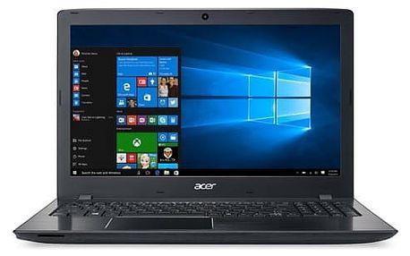 Notebook Acer E15 (E5-575G-57YH) (NX.GKFEC.001) černý
