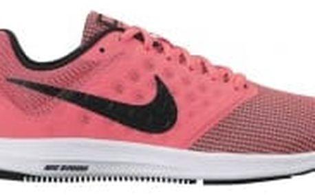 Dámské běžecké boty Nike WMNS DOWNSHIFTER 7 39 HOT PUNCH/BLACK-WHITE