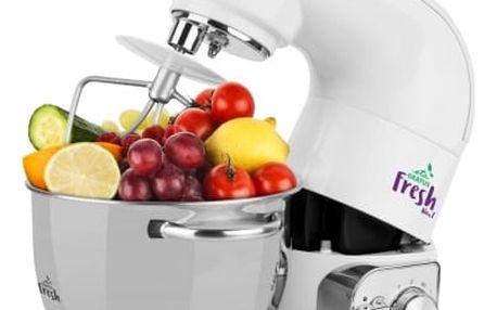 Kuchyňský robot ETA Gratus Fresh 0028 90071 bílý + dárek Přísl. k robotům - nástavec na výrobu zmrzliny ETA 0028 98030 bílé v hodnotě 1 599 Kč + DOPRAVA ZDARMA