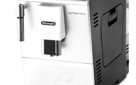 Espresso DeLonghi Autentica ETAM29.510.WB černé/bílé + dárky