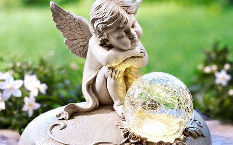 Solární anděl gabriel