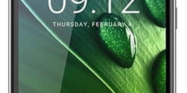 Mobilní telefon Acer Z6 Plus LTE (HM.HX2EE.001) šedý + DOPRAVA ZDARMA