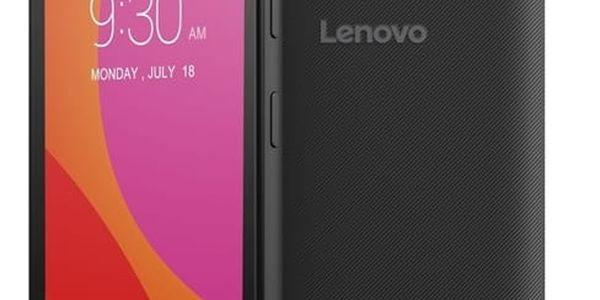Mobilní telefon Lenovo B Single SIM (PA4R0061CZ) černý Software F-Secure SAFE 6 měsíců pro 3 zařízení v hodnotě 999 Kč
