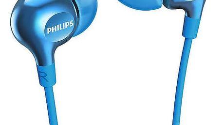 Sluchátka Philips SHE3700LB (SHE3700LB) modrá