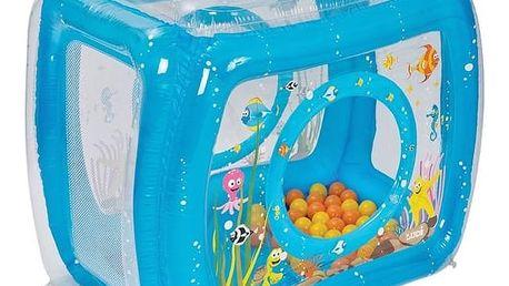 Stan dětský Ludi Moře s míčky nafukovací 50 ks modrý + Doprava zdarma