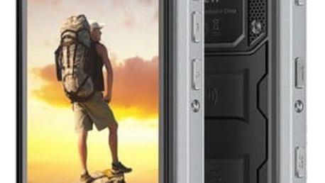 Mobilní telefon iGET BV6000 (84000136) černý