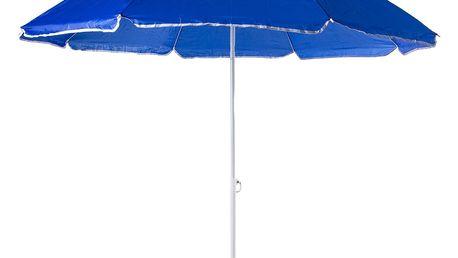 Nylonový slunečník modrá