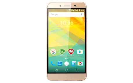 Mobilní telefon Prestigio Grace Z3 Dual SIM (PSP3533DUOGOLD) zlatý
