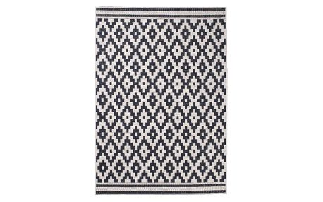 Černý koberec Think Rugs Cottage 160x220cm - doprava zdarma!