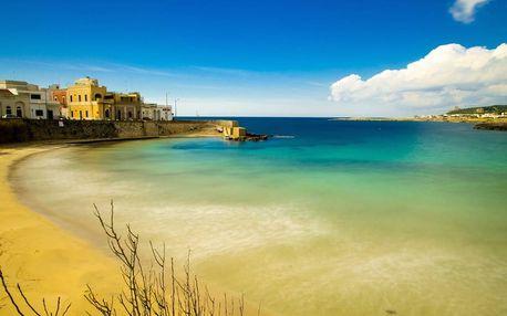Itálie - Apulská oblast (Puglia) na 8 dní, plná penze s dopravou vlastní