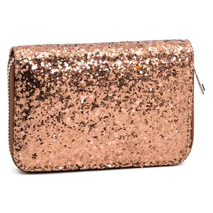 Fashion Icon Dámská peněženka z flitrů