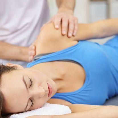 Švédská masáž celého těla v délce 60 minut