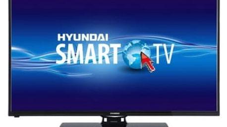 Televize Hyundai FLE 40382 SMART černá